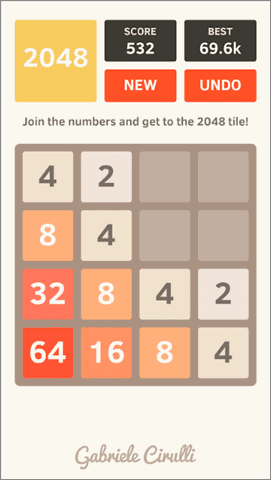 2048 best puzzle games android
