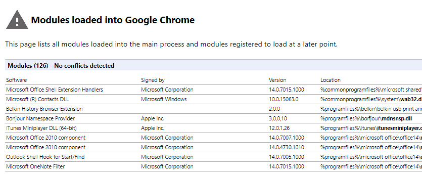 chrome-crash-fix-conflicting-modules