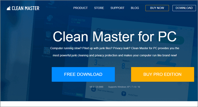 cleanmaster ccleaner alternative