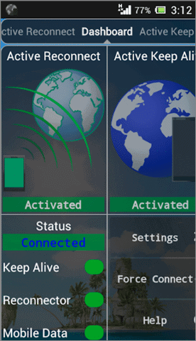 connection stabilizer booster internet booster app