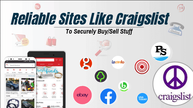 29 Reliable Sites Like Craigslist To Securely Buy and Sell Stuff