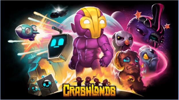 crashlands offline android games