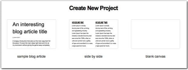 create-new-project