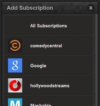 Viewing-Youtube-Subscriptions