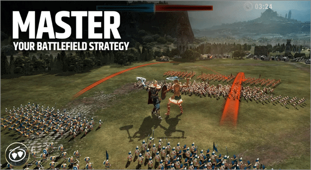 dawn of titans best android strategy games