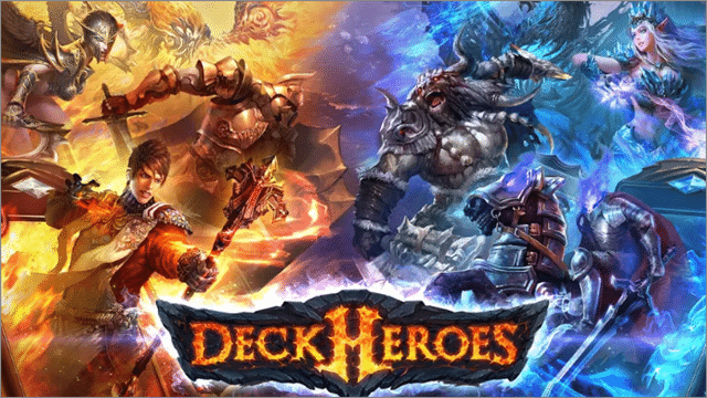 deck heroes legacy Android card games