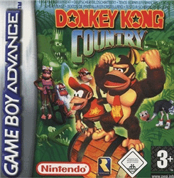 donkey kong country best gba games