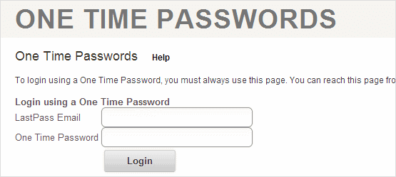 one-time-password-page