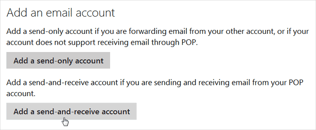 how to add gmail sent foulder to outlook