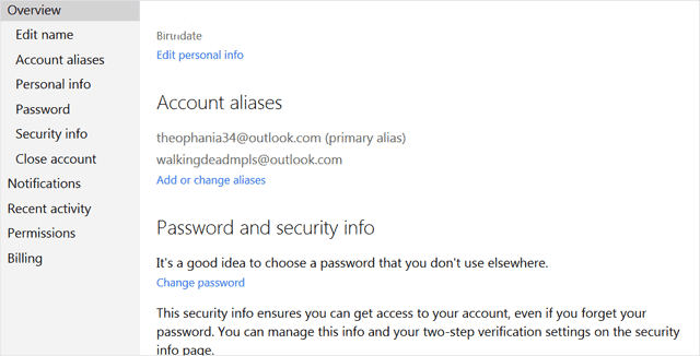 alias-account-area-in-outlook