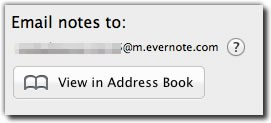 email-notes-to-evernote