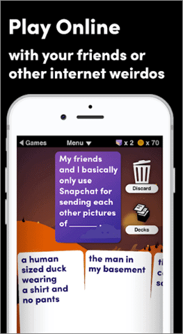 evil apples Android card games