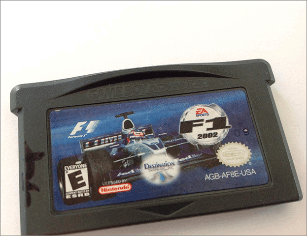 f1 2002 best gba games