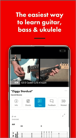 fender play guitar app