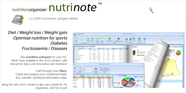 nutrinote-weight-loss-software-info-page