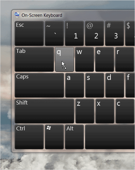 clicking-a-key-on-the-on-screen-keyboard