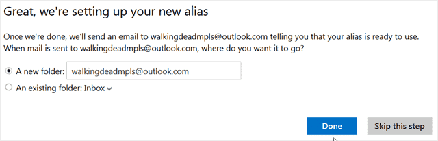 alias-creation-success-message-from-outlook
