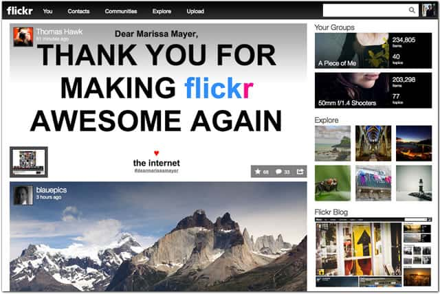 flickr-homepage