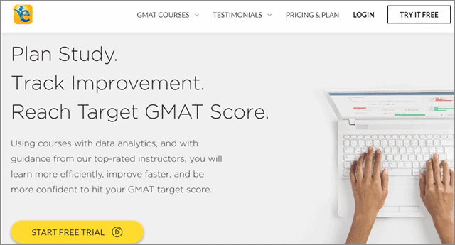 gmat prep from e gmat