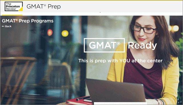 best gmat prep course from princeton review