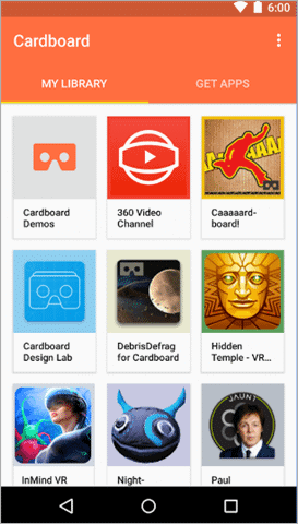 google cardboard best vr apps for android1