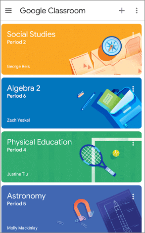 google classroom best learning apps