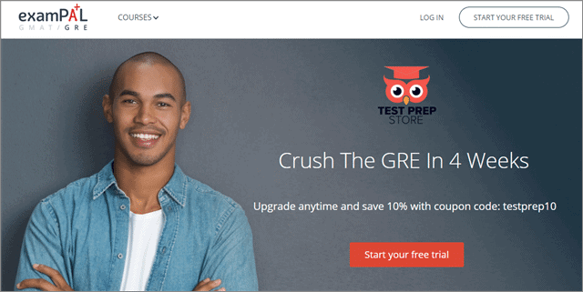 gre prep from exampal
