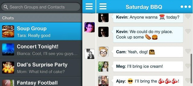 viewing-groupme