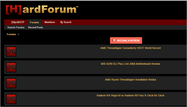 hardforum buy used pc parts
