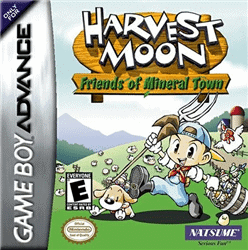 harvest moon gba games 1