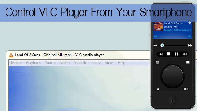 Control-VLC-player-from-an-iOS-or-Android-Device