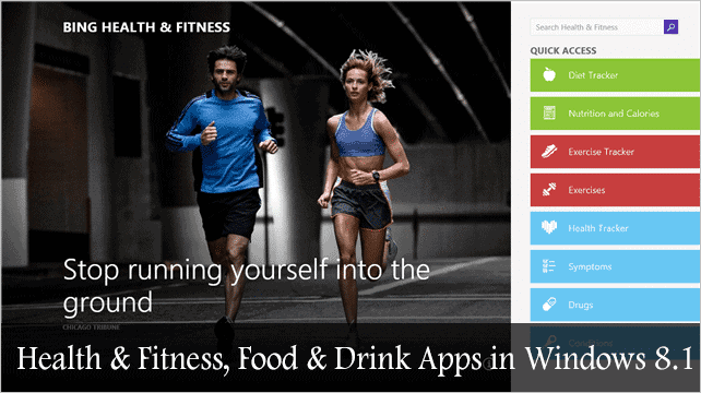 health-fitness-food-drink-apps-windows-8