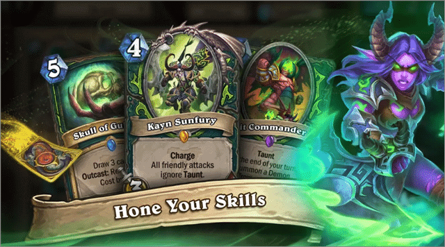 hearthstone Android card games
