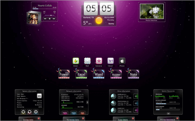 40 Best Rainmeter Skins To Brighten Up Your Windows Desktop (2019)