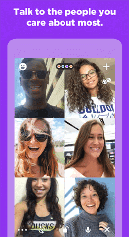 houseparty best video calling android app