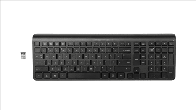 hp k3500 usb keyboard
