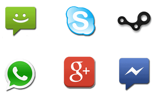 android-messaging-icons-google-facebook