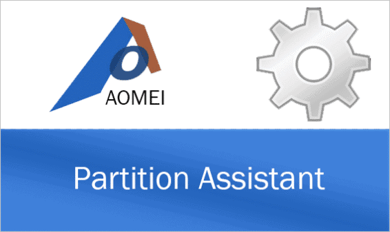 Partition-a-disk-for-free-with-AOMEI-Partition-Assistant