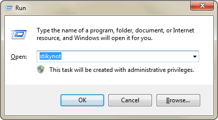 Start-Sticky-Notes-in-Windows