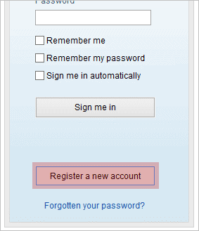 Register-for-a-new-Comodo-Unite-account