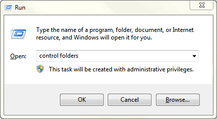 "Open-Windows-Folder-Options-from-the-Run-dialog-box-with-the-command-""control folders"""