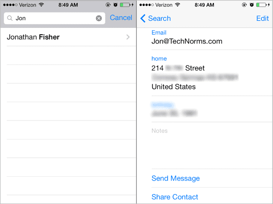 Add-a-home-address-to-your-contact-card-on-an-iPhone