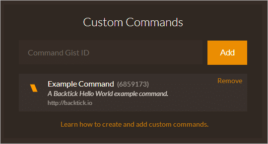 Add-custom-commands-to-Backtick-in-Chrome
