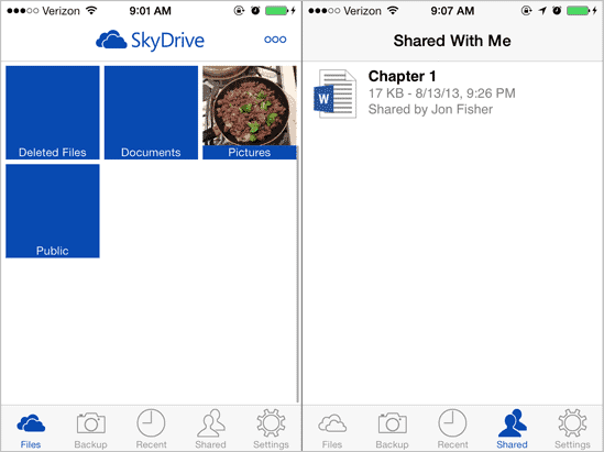 View-SkyDrive-files-on-an-iOS-device