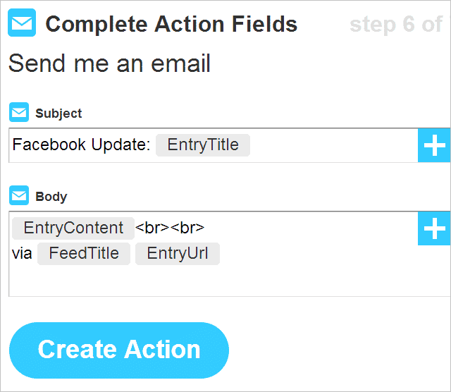 IFTTT-new-email-action