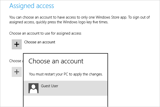 Set-up-an-account-for-assigned-access-in-Windows-8