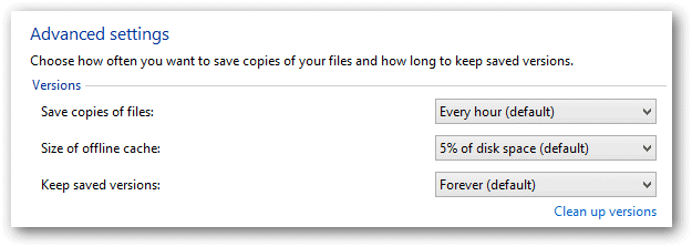 Manage-advanced-settings-for-File-History-in-Windows-8