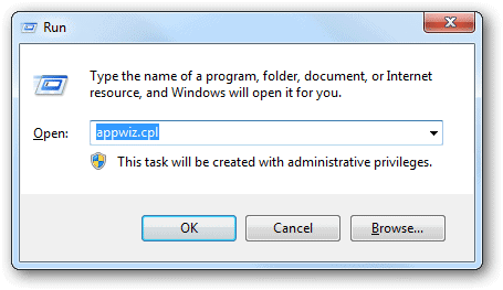 Open-appwiz.cpl-from-the-Run-box