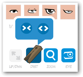 Manage-the-space-between-two-eyes-on-your-avatar-with-the-distance-tool-in-Face-Your-Manga