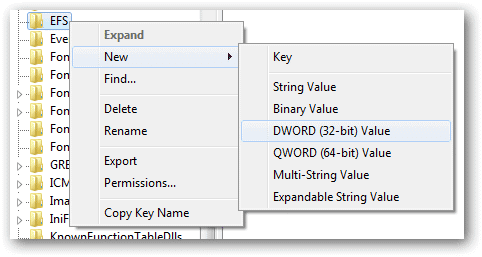 Add-a-new-DWORD-value-in-the-Windows-Registry-Editor